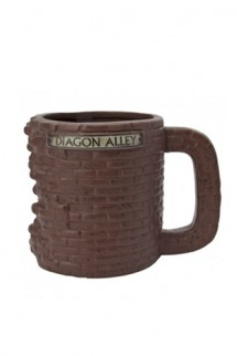 Harry Potter - Taza 3D Callejón Diagon