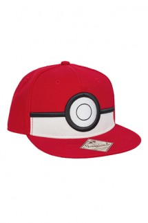 Pokemon - Gorra Pokeball