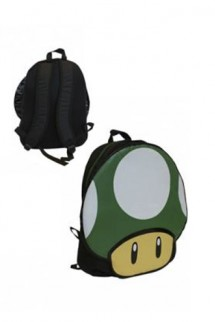 Nintendo - Backpack 1 Up Green