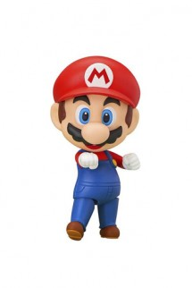 Super Mario Bros - Nendoroid Action Figure Mario