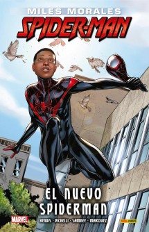 Ultimate Integral. Miles Morales: Spiderman 1. El Nuevo Spiderman