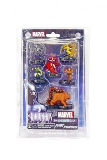 Heroclix - Marvel Inhumans Fast Forces