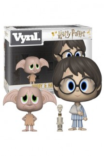VYNL: Harry Potter - Dobby & Harry