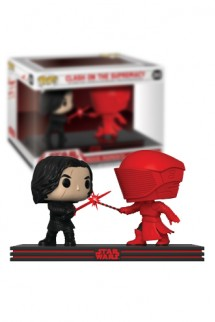 Pop! Star Wars Movie Moment: The Last Jedi - Kylo & Praetor