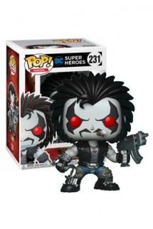 Pop! DC Lobo Exclusivo