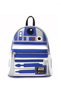 Loungefly - Star Wars: R2-D2 Mini Mochila