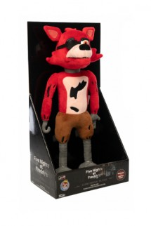 Funko Plush: Five Nights At Freddy's - Animatronic Foxy