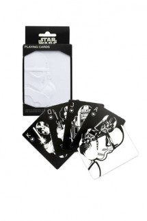 Star Wars - Playing Cards Characters