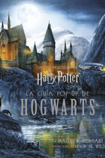 Harry Potter - La Guía Pop-Up de Hogwarts