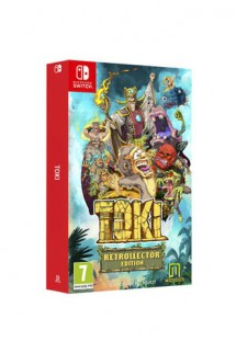 Toki Edición Retrocollection Switch