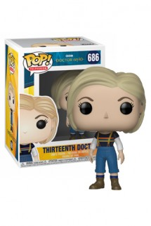 Pop! TV: Doctor Who: Thirteenth Doctor w/o Coat