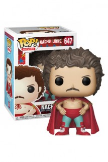 Pop! Movies: Nacho Libre - Nacho