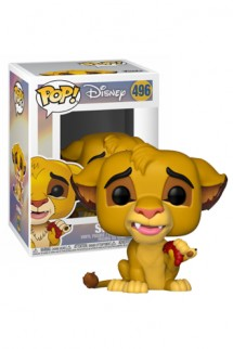 Pop! Disney: Lion King - Simba