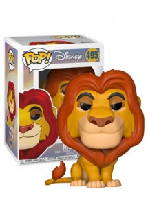 Pop! Disney: Lion King - Mufasa