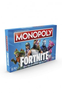 Fortnite Edition - Monopoly (INGLÉS)