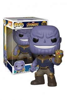 "Pop! Marvel: Vengadores: Infinity War - Thanos 10"" Exclusivo"