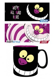 Disney - Mug Heat Change Cheshire