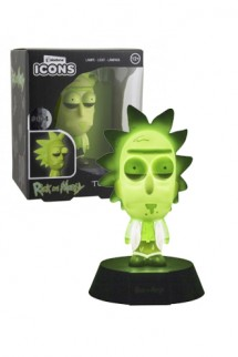Rick & Morty - Light 3D Rick