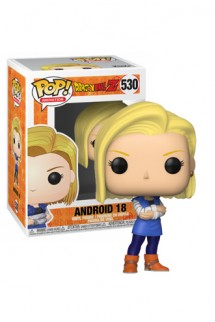 Pop! Animation: Dragon Ball Z - Android 18
