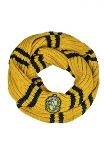 Harry Potter - Infinity Hufflepuff Scarf