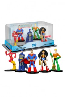 Hero World: DC Heroes Pack 5 Exclusivo