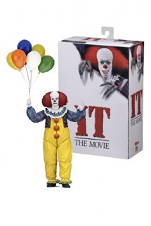 IT (1990 Miniseries) - Action Figure Ultimate Pennywise