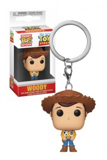 Pop! Keychain Disney Pixar: Toy Story - Woody