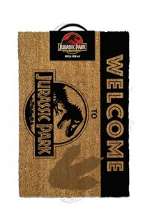Jurassic Park - Felpudo 'Welcome To Jurassic Park'