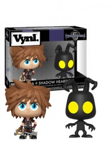 VYNL: Kingdom Hearts 3 - Sora & Heartless