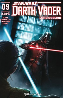 Star Wars Darth Vader Lord Oscuro nº 09