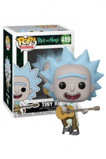 Pop! Animation: Rick & Morty - Tiny Rick w/ Guitar