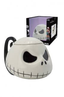 Nightmare Before Christmas - 3D Mug Jack