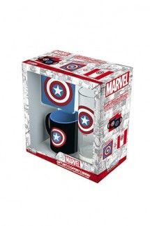 Marvel - Pack Capitan America