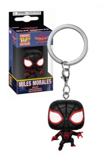 Pop! Keychain: Marvel - Spider-Man Animated Miles Morales