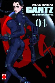Gantz Maximum 04