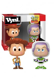 VYNL: Toy Story - Woody and Buzz
