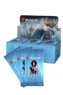 Magic The Gathering - La lealtad de Rávnica