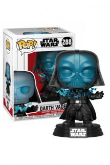 Pop! Star Wars: Electrocuted Vader