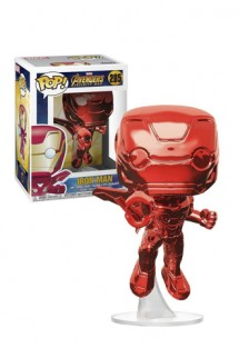 Pop! Marvel: Avengers: Infinity War - Iron Man Exclusiva