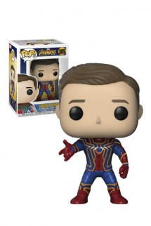 Pop! Marvel: Avengers: Infinity War - Unmasked Iron Spider Exclusivo