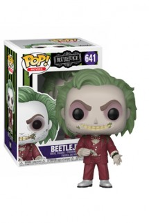 Pop! Horror: Beetlejuice - Beetlejuice in Tux Exclusivo