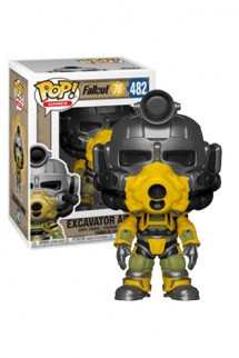 Pop! Games: Fallout 76 - Excavator Power Armor