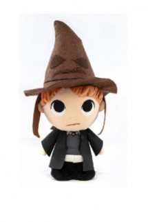 SuperCute Plushies: Harry Potter - Ron w/sorting hat