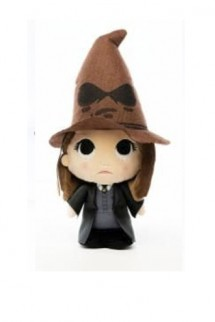 SuperCute Plushies: Harry Potter - Hermione w/sorting hat