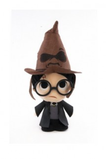 SuperCute Plushies: Harry Potter - Harry w/sorting hat