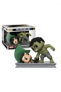 Pop! Movie Moment: Marvel - Hulk y Loki Special Edition