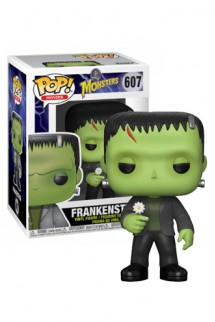 Pop! Universal Monsters: Frankenstein w/ Flower Exclusivo