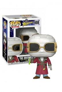Pop! Universal Monsters: Invisible Man Exclusivo