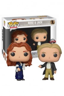 Pop! Movies: Titanic - Jack & Rose Exclusive Pack