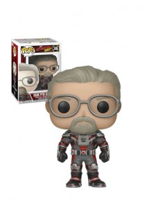 Pop! Marvel: Ant-Man & The Wasp - Hank Pym Unmasked Exclusivo